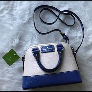 Kate Spade Rachelle Wellesley mini purse
